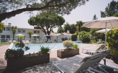 La piscine est prête pour le weekend de la pentecôte !