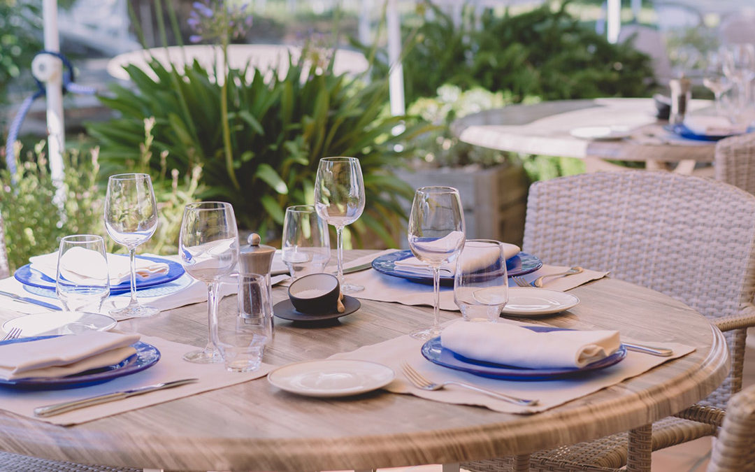 Réouverture de notre restaurant au déjeuner avec notre menu Formule Printemps
